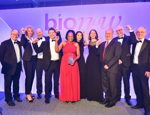 Blueberry Therapeutics wins Bionow's Company of the Year Award